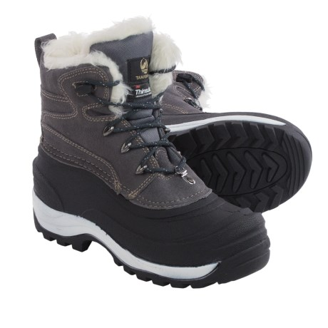 Tamarack Snow Drifter Winter Boots - Waterproof, Insulated, Leather (For Women)