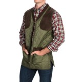 Barbour Keeperwear Quilted Vest - Insulated (For Men)