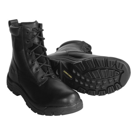 Carolina Work Boots with Padded Collar (For Men)