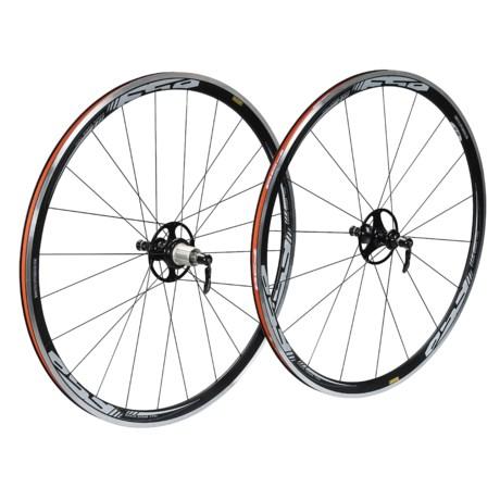 FSA RD-600 Clincher Road Wheel Set - Shimano