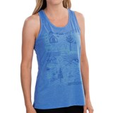 Brooks Versatile IV Scenic Tank Top - Racerback (For Women)