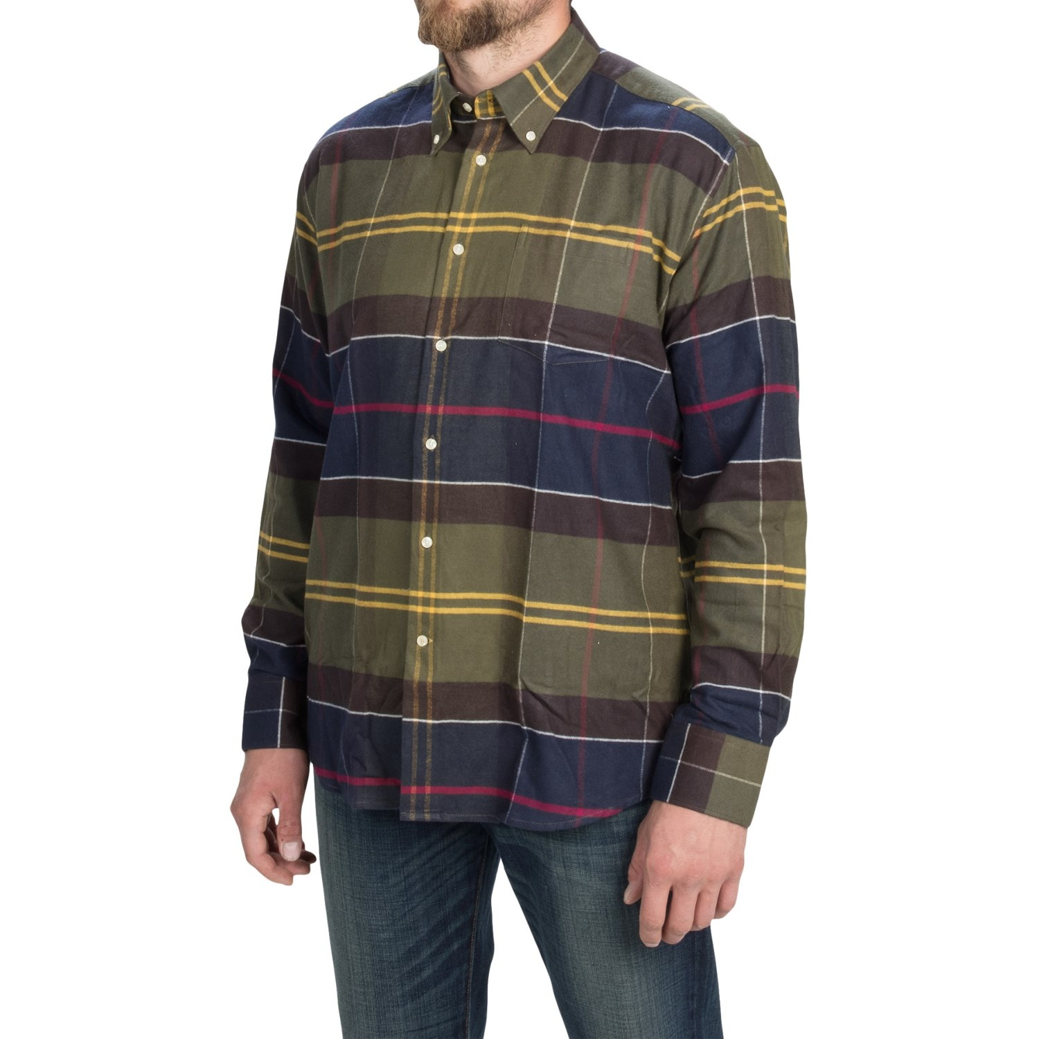 Comfy and durable,this classic flannel shirt is a Great addition to Any Genhoo Women's Roll up Long Sleeve Plaid Collared Button Down Boyfriend Casual Flannel Shirt Top by Genhoo.