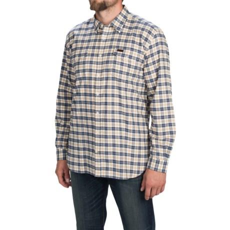 Barbour Hike Sport Shirt - Long Sleeve (For Men)