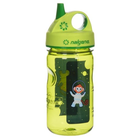 Nalgene Grip-N-Gulp Water Bottle - 10 fl.oz. (For Kids)