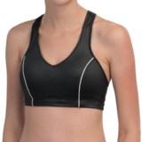 Moving Comfort Vixen Sports Bra - High Impact, Racerback (For Women)