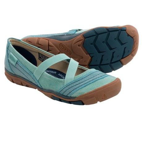 Keen Rivington CNX Criss-Cross Mary Jane Shoes (For Women)