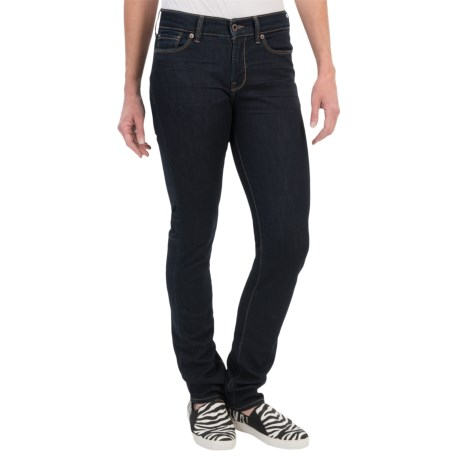 Lucky Brand Brooke Straight-Leg Jeans - Mid Rise (For Women)