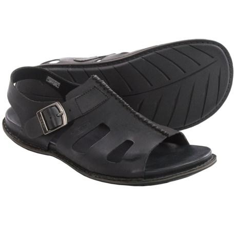 Keen Alman Leather Sandals (For Men)