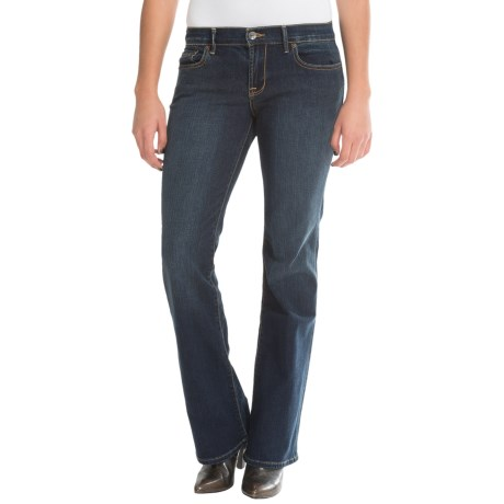 Lucky Brand Sweet'N'Low Jeans - Mid Rise, Bootcut (For Women)