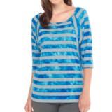 Lole Alicia Shirt - Scoop Neck, Dolman Elbow Sleeve (For Women)