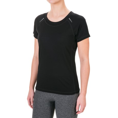 SmartWool PhD Ultralight T-Shirt - UPF 20, Merino Wool, Short Sleeve (For Women)
