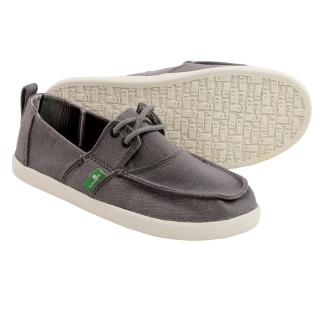 Sanuk Offshore Shoes - Lace-Ups (For Little and Big Boys)
