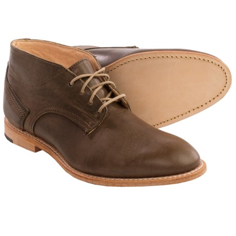 Timberland Coulter Chukka Boots - Leather (For Men)