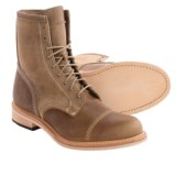 Timberland Coulter 9-Eye Boots - Leather (For Men)