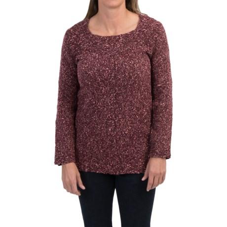 Parkhurst Square Neck Sweater (For Women)