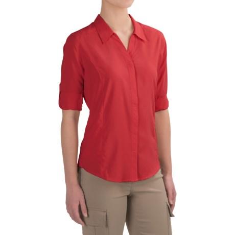 Royal Robbins Expedition Shirt - UPF 40+, 3/4 Sleeve (For Women)