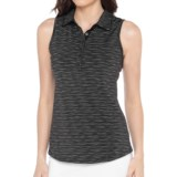 Lole Astor Polo Shirt - UPF 50+, Sleeveless (For Women)