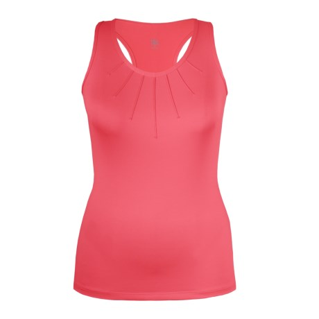 Tail Activewear Claire Pintuck Tank Top - Racerback (For Women)