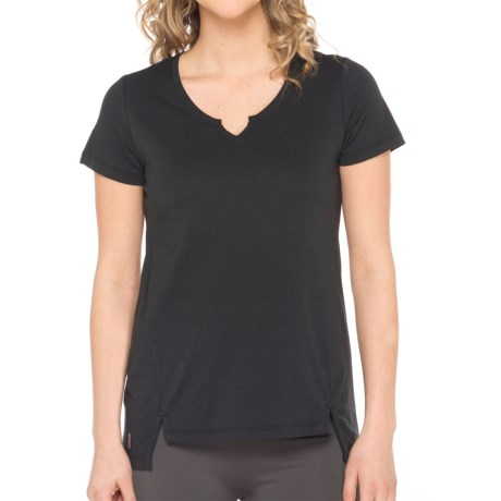 Lole Coral T-Shirt - Scoop Neck, Short Sleeve (For Women)