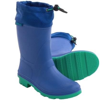 Kamik Waterfight Rain Boots - Waterproof (For Little Kids)