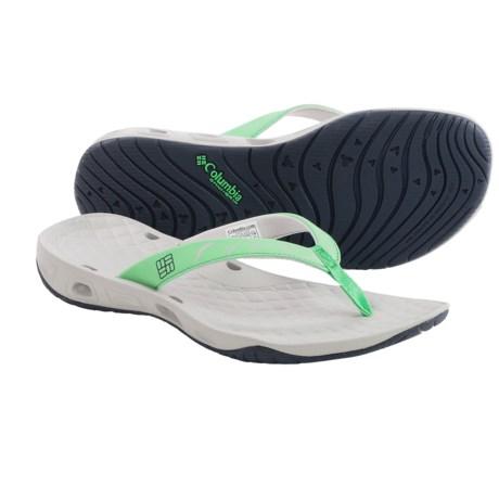 Columbia Sportswear Sunbreeze Vent Flip-Flops (For Women)