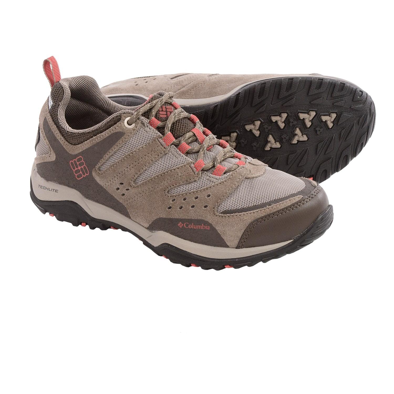 columbia sportswear peakfreak xcrsn outdry 174 trail shoes