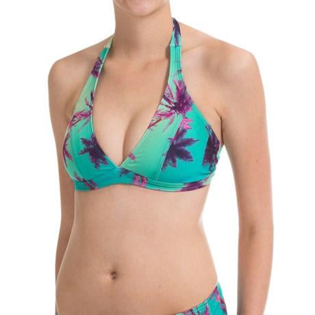 Carve Designs Timor Halter Bikini Top - UPF 50 (For Women)