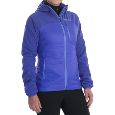 Marmot Isotherm Polartec® Alpha® Jacket - Insulated, Hooded, Full Zip (For Women)