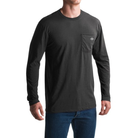 Dickies High-Performance Pocket T-Shirt - Long Sleeve (For Men and Big Men)
