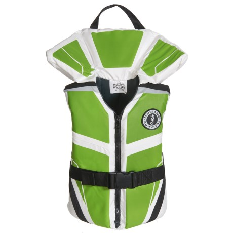 Mustang Survival Lil' Legends 100 Type II PFD Life Jacket (For Big Kids)