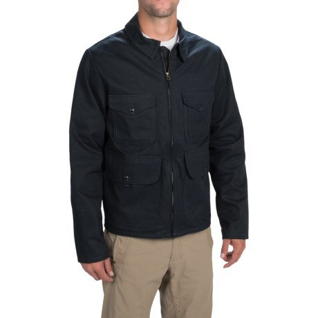 Filson Bell Bomber Jacket - Cotton Canvas (For Men)