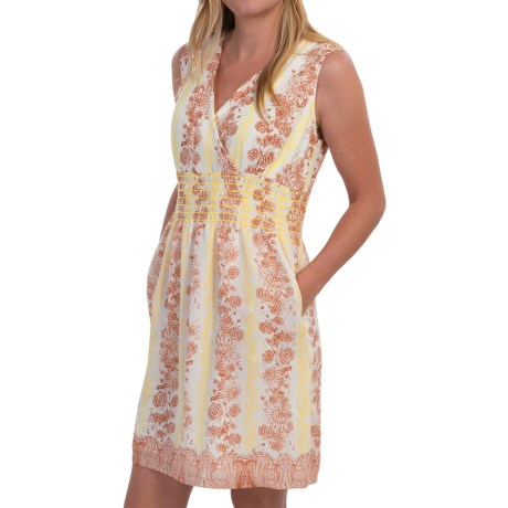 Aventura Clothing Zoelle Dress - V-Neck, Sleeveless (For Women)