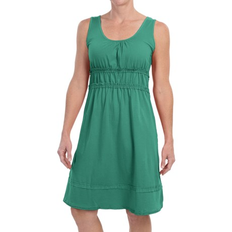 Aventura Clothing Rory Dress - Organic Cotton, Sleeveless (For Women)