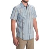 Ecoths Camden Shirt - Organic Cotton, Short Sleeve (For Men)