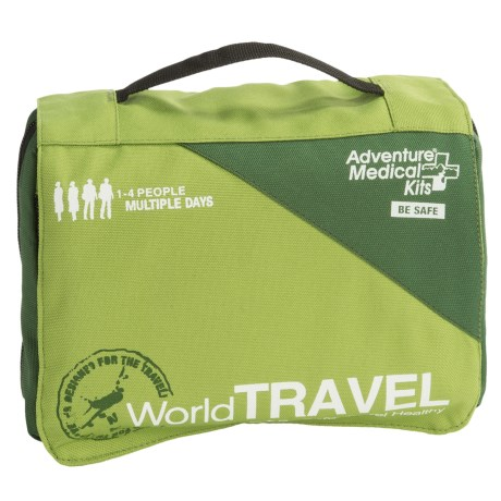 Adventure Medical Kits World Travel First Aid Kit