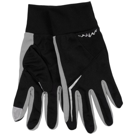 Grand Sierra Micromesh Gloves - Touchscreen Compatible (For Men)