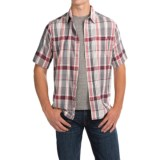 Mountain Khakis Tomahawk Madras Shirt - Short Sleeve (For Men)