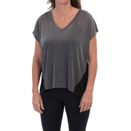 Soybu Kristen Shirt - V-Neck, Short Sleeve (For Women)
