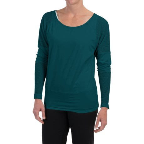 Soybu Alma Shirt - Long Dolman Sleeve (For Women)
