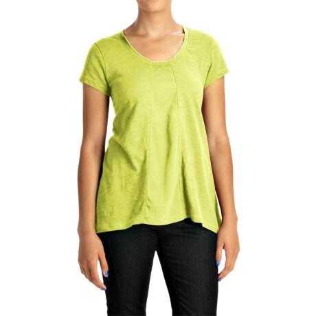 Neon Buddha Adventure T-Shirt - Scoop Neck, Short Sleeve (For Women)