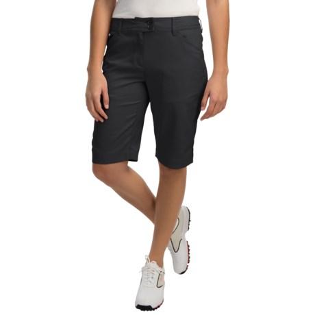 Callaway Chevron Bermuda Shorts - UPF 50 (For Women)