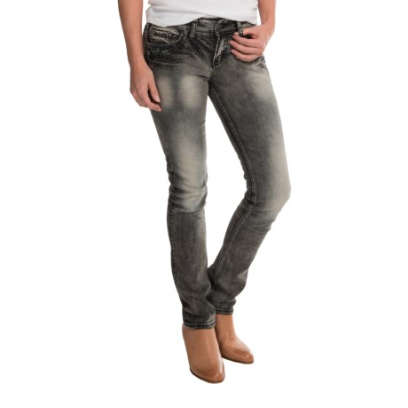 Silver Jeans Suki Jeans - Slim Fit (For Women)
