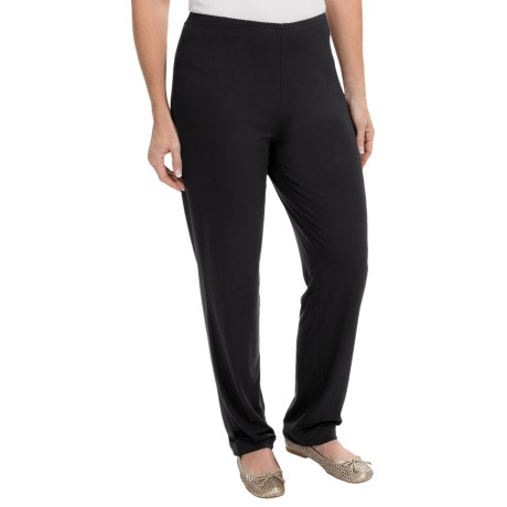 Specially made Stretch Knit Casual Pants (For Women)
