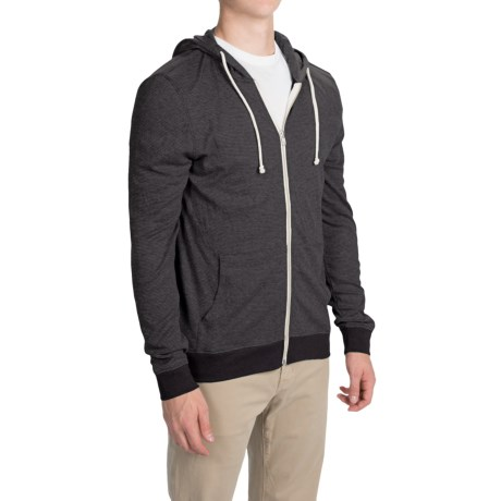 Threads 4 Thought Thermal Hoodie - Organic Cotton-Recycled Polyester (For Men)