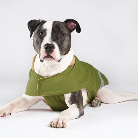 Gold Paw Platinum Winter Dog Coat