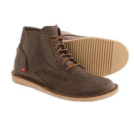 Oliberte Warango Leather Chukka Boots (For Men)