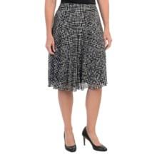 Windward Nylon Mesh Knit Skirt (For Women) in Black/White - 2nds