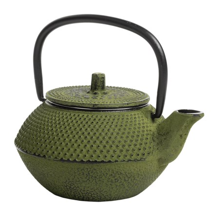 Creative Home Cast Iron Tea Kettle - 10 fl.oz.