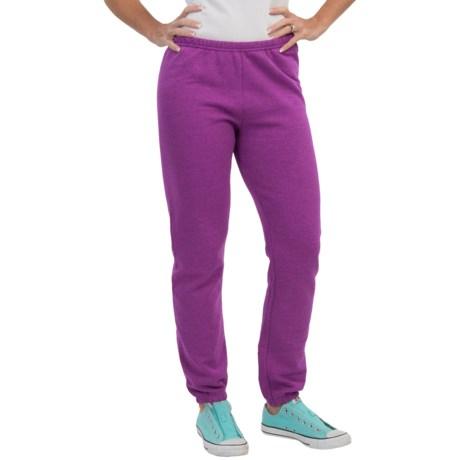 Hanes 7.5 oz. ComfortBlend® Sweatpants (For Women)