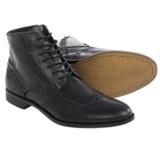 Gordon Rush Marcus Wingtip Leather Boots (For Men)